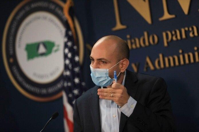 El epidemiólogo David Capó. (GFR Media)