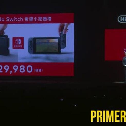Lo nuevo de Nintendo llega el 3 de marzo