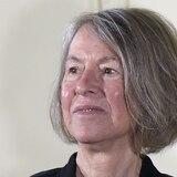 Ella es la ganadora del Premio Nobel de Literatura
