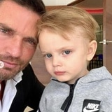 Julián Gil podrá convivir con su hijo Matías