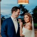 Se casó Ivonne Orsini