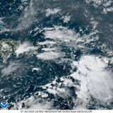 Fuertes aguaceros llegarán esta noche al este de Puerto Rico