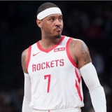 Los Rockets acuerdan cambiar a Carmelo Anthony