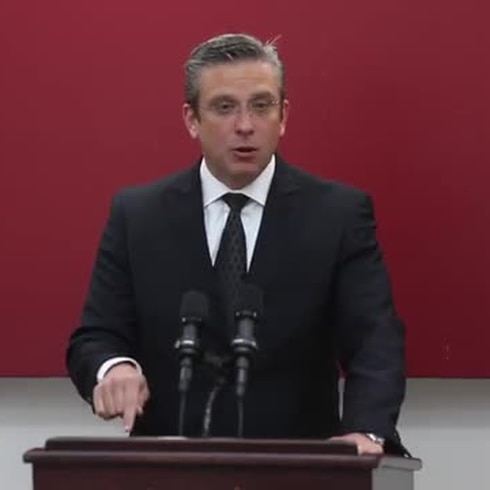 Gobernador se expresa sobre la Junta de Control Fiscal