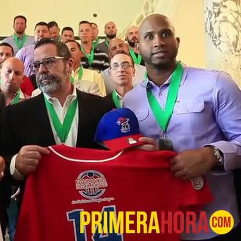 Nuevo uniforme de los Criollos para la Serie del Caribe