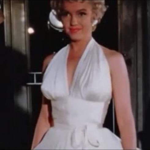 Revelan imágenes inéditas de Marilyn Monroe