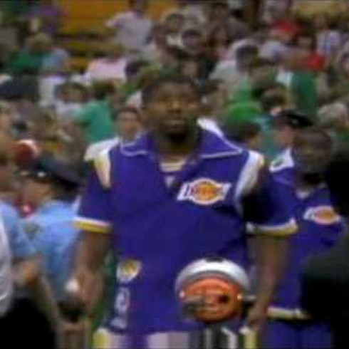 Rivalidad entre Lakers y Cetics
