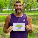 Julián Gil correrá un 50k en sus 50