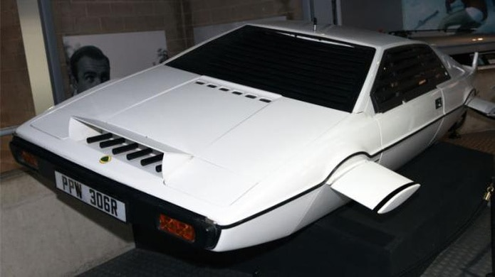 El Lotus Esprit S1, que logró su aparición en la película The Spy Who Loved Me, llegó a venderse por $1 millon al dueño de Tesla y SpaceX, Elon Musk.