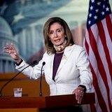 Nancy Pelosi es reelegida como presidenta de la Cámara Baja