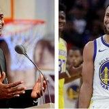 Jordan dice que Curry no es todavía un candidato al Salón de la Fama
