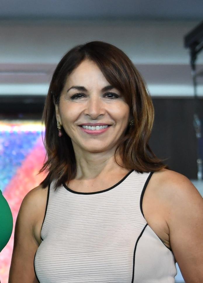 La periodista Yolanda Vélez Arcelay.