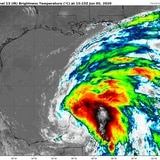 Emiten vigilancia de tormenta tropical para tres estados