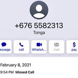 Evite ser víctima de fraude mediante llamadas internacionales