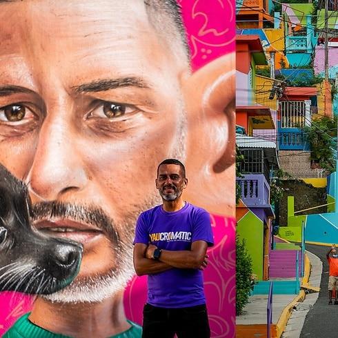 Somos Puerto Rico: Yaucromatic es una colorida aventura de pueblo
