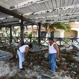 Huracán Delta genera nuevos daños en Luisiana