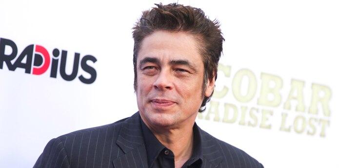 Benicio del Toro (Archivo)