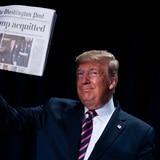 """Trump asegura que el juicio político fue un """"terrible calvario"""""""
