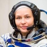 Actriz rusa se somete al último examen antes de grabar primera película en el espacio