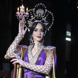 """Estefanía Soto """"revive"""" a Walter Mercado para Miss Universe"""