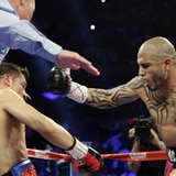 Cotto vs Martínez