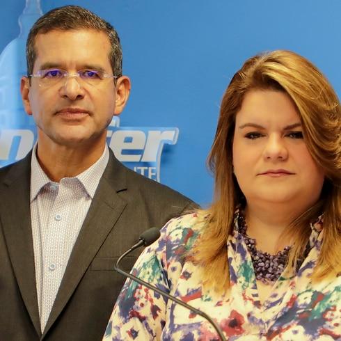 Pedro Pierluisi y Jenniffer González presentan sus primeras propuestas de gobierno