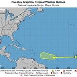 Onda tropical de camino al Caribe tiene poco potencial ciclónico
