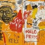 """Subastarán el """"Pollo frito"""" de Basquiat por $25 millones"""