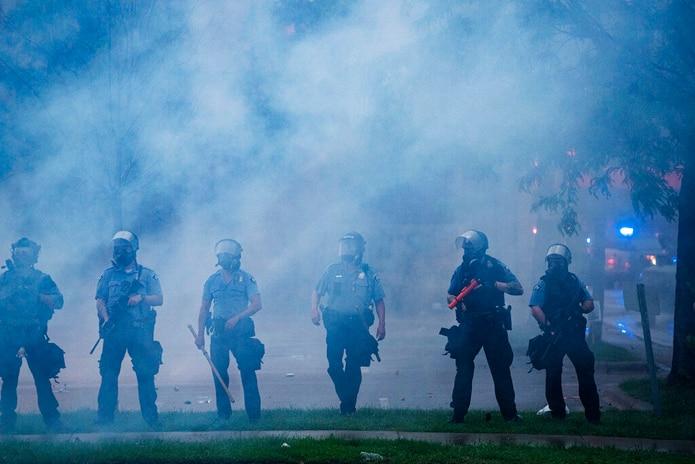 Policía de Minneapolis