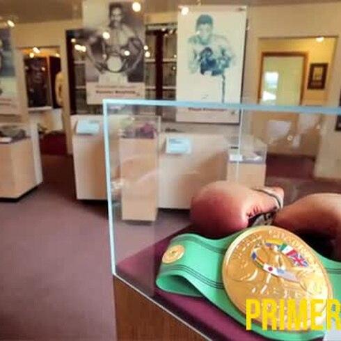 Todo listo para la ceremonia de exaltación al Salón de la Fama del Boxeo