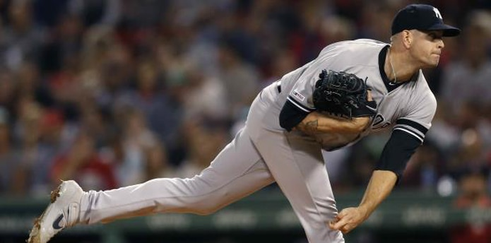 James Paxton (AP)