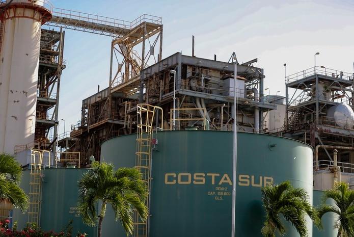 El apagón, cuya causa no ha podiod identificar todavía la Autoridad de Energía Eléctrica, provocó que la central Costra Sur saliera de servicio.