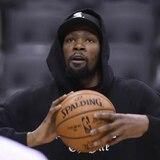 Durant planifica jugar hoy en la final de la NBA
