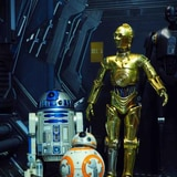 Los actores detrás de los droides favoritos de Star Wars
