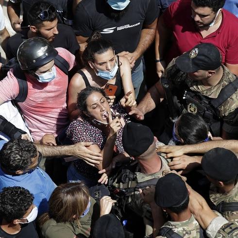 Beirut: anuncian dos teorías de la catástrofe