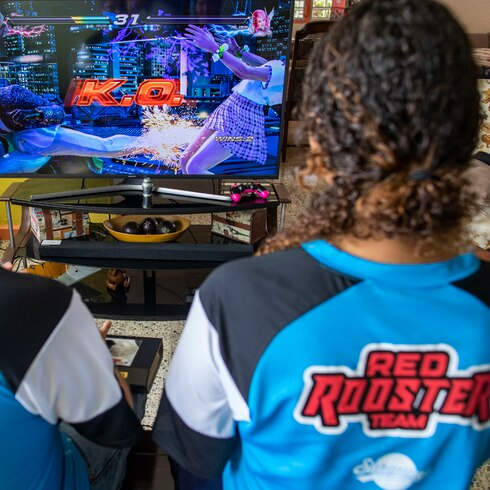 Conoce a los chamacos del Red Rooster, un equipo boricua de gamers