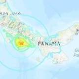 Terremoto sacude frontera de Panamá y Costa Rica