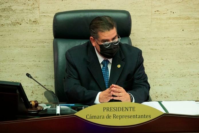 Hernández Montañez indicó que los 10 principios bajo los cuáles se desarrollará la agenda de trabajo en la Cámara.