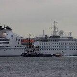 Llega el primer crucero en 17 meses a Cartagena de Indias