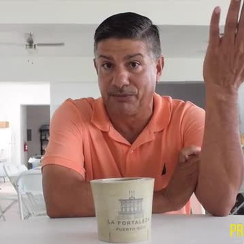 El alcalde de Yabucoa está indignado por la vela que le enviaron de Fortaleza