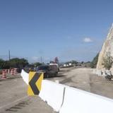 Restablecen el tránsito en carretera afectada por terremotos en Ponce