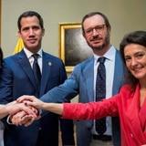 A Guaidó no le preocupa la poca participación en las protestas opositoras en Venezuela