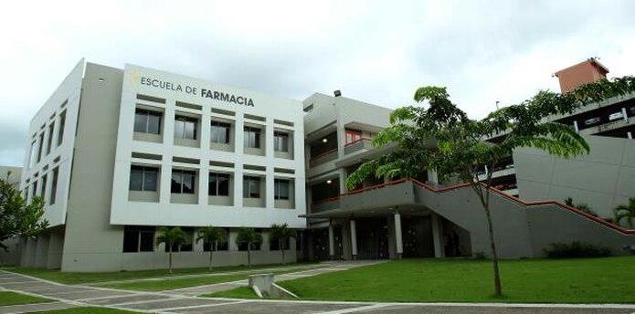 Escuela de farmacia del recinto de Ciencias Médicas de la Universidad de Puerto Rico. (Archivo)