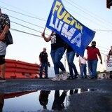 Protestas contra LUMA se extienden por una docena de pueblos