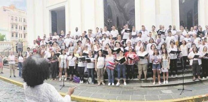 Ponce se considera como una de las ciudades con la mayor cantidad de coros. (Suministrada)