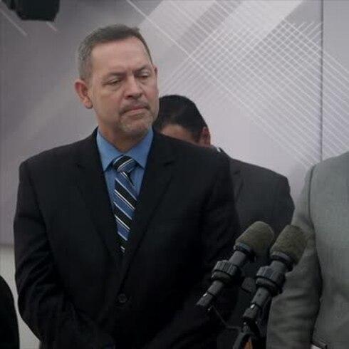 Alcaldes dan beneficio de la duda al senador Abel Nazario