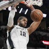 LaMarcus Aldridge anota 56 puntos para una victoria en dos tiempos extra de los Spurs