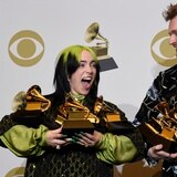 Billie Eilish, la chamaca que arrasó en los Grammy