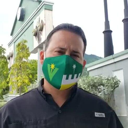 Alcalde de Villalba se expresa sobre el asesinato de la joven Nashaly Cristina Torres
