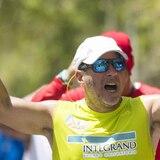 Raymond Arrieta reanuda su compromiso con los pacientes de cáncer